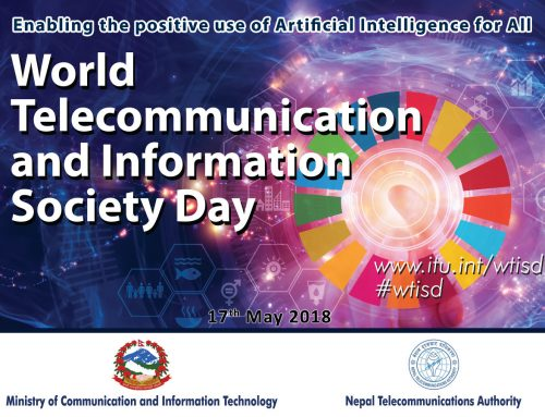 World Telecommunication and Information Society Day 2018